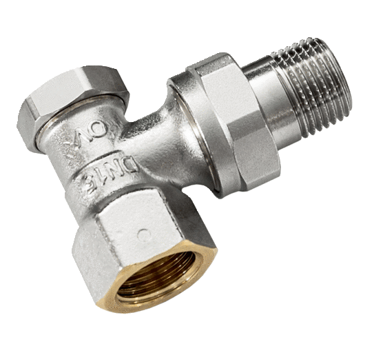 Return shut-off valve